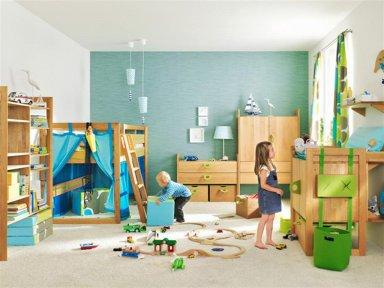 Факторы выбора мебели для детской комнаты