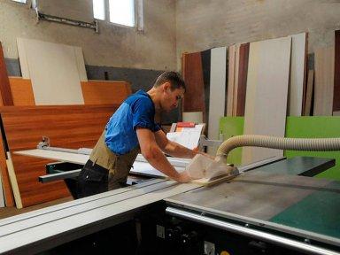 Мебель из ДСП: от сырья до готового изделия