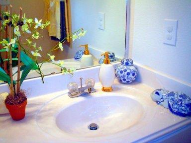 Основные аксессуары ванной комнаты