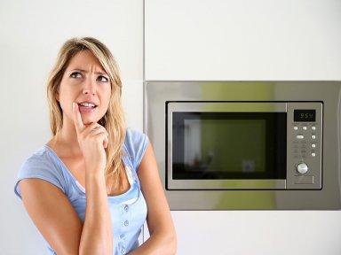 Как готовить при помощи микроволновки