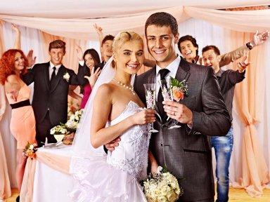 Как организовать совсем небольшую свадьбу?
