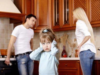 Помогаем ребенку пережить развод!