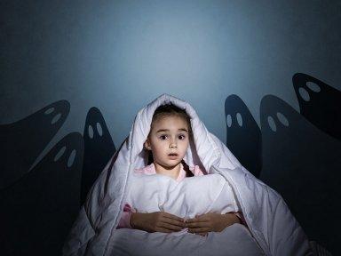 Откуда появляются детские страхи?