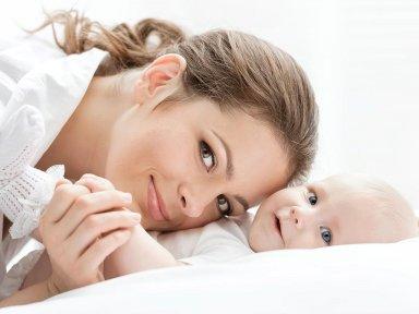 Если малыш очень привязан к маме!