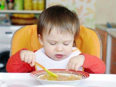 Суп для малыша - гурмана