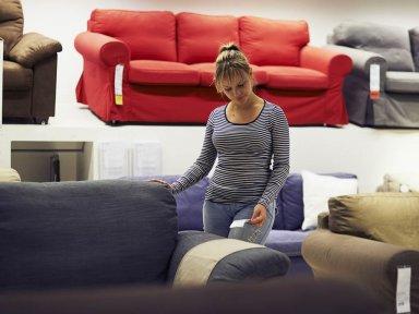 Выбор дивана - дело непростое
