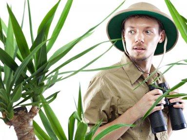 Охота за растениями