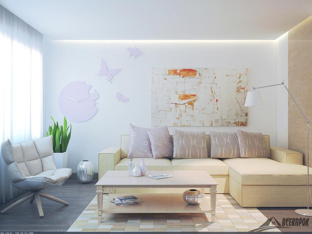 Домашний интерьер картины