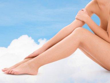 Стройные красивые ноги - какие они?