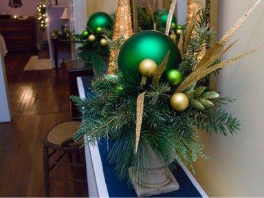 Декорируем квартиру к Новому году