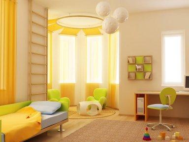 Детская комната или как подобрать интерьер детской комнаты
