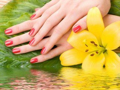 Красивые и ухоженные ногти - это реально!