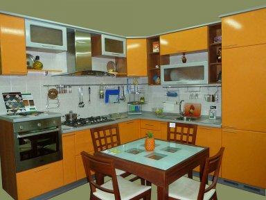 Рейлинг - оптимизация кухонного пространства