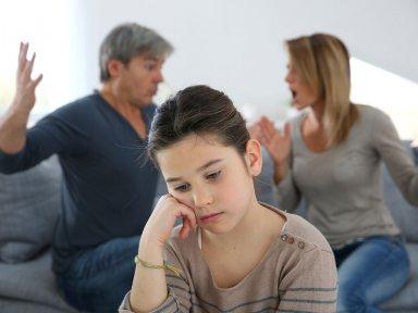 Развод глазами ребенка