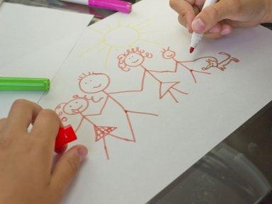О чем может рассказать детский рисунок