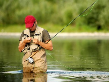 Незаменимые подарки для рыбаков