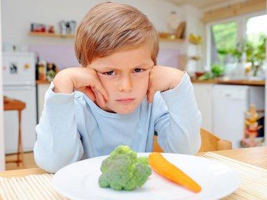 Правильное питание для детей - залог крепкого здоровья в будущем