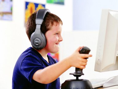 Влияние компьютера на психику ребенка