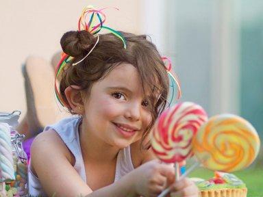Сладости в детском рационе