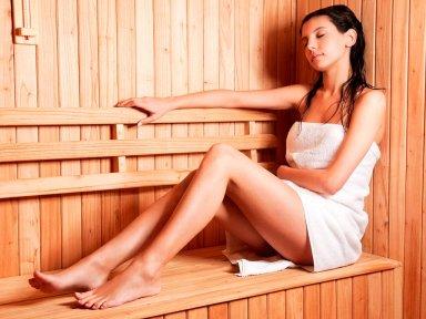 Уход за телом в бане