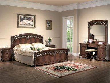 Обстановка и отделка спальни - залог здорового сна