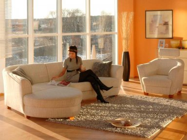 Грамотный выбор мягкой мебели