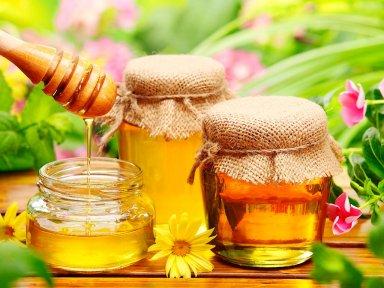 Полезные свойства мёда