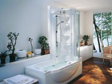 Что выбрать: душ или ванну
